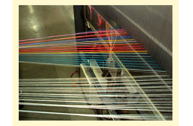 manufacturing process of shawls at bright star